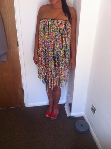 Band Loom Dress