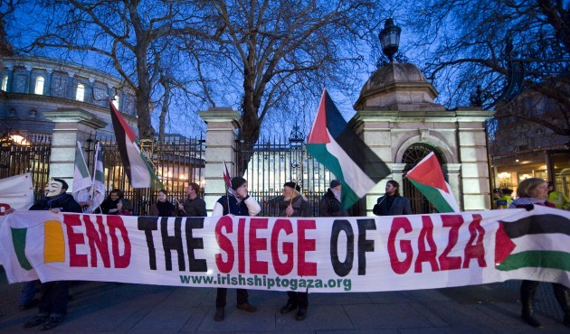 Palestine Solidarity Campaigns Protests