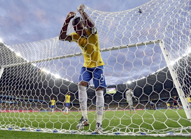 AP10ThingsToSee - Brazil Soccer 2014 WCup Brazil Germany