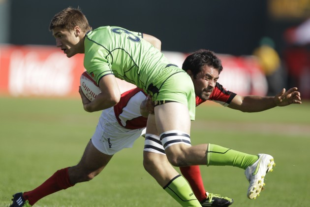 Mideast Emirates Rugby Sevens