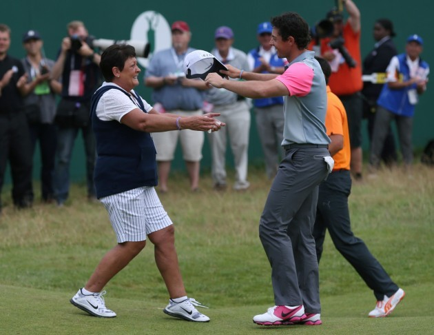British Open Golf