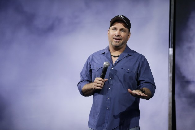 Music Garth Brooks