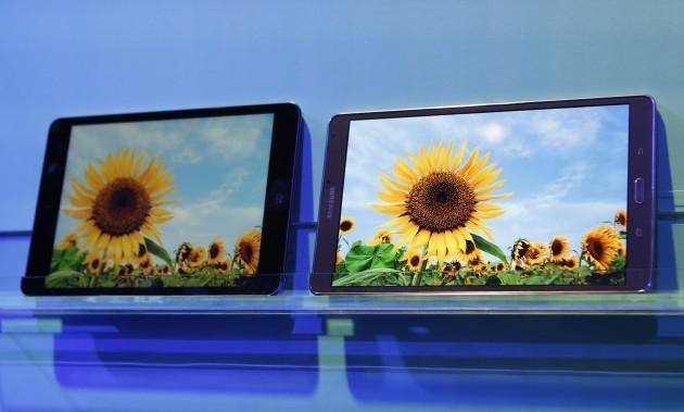 Samsung New Tablets