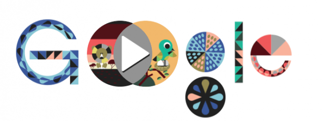Todays google doodle is a fun tribute to the creator of the venn todays google doodle is a fun tribute to the creator of the venn diagram ccuart Images
