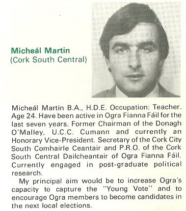 Micheal Martin 1