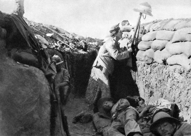 First World War - Gallipoli - Turkey