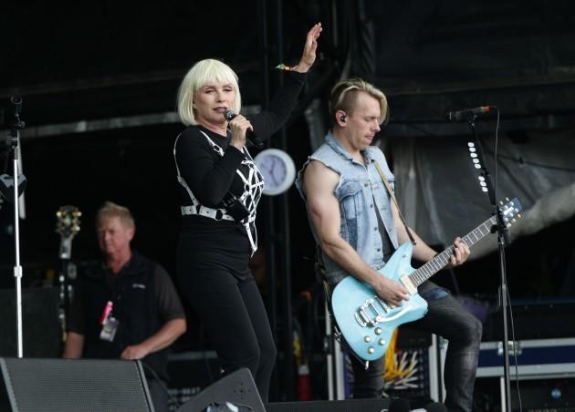 Glastonbury Festival 2014 - Day 1