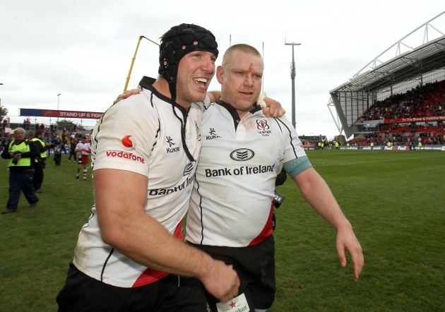 Stephen Ferris and Tom Court