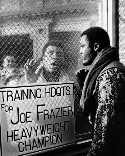 Ali v Frazier 1971