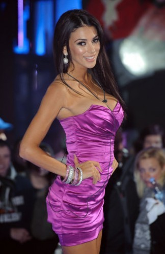 Celebrity Big Brother Eviction - Hertfordshire