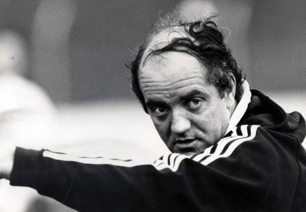 Cyril Farrell 1984