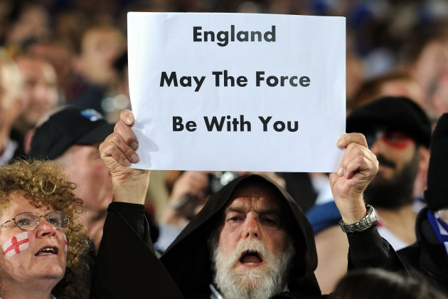An english fan