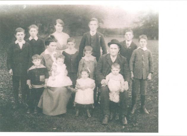 Clarke Family 1916 001