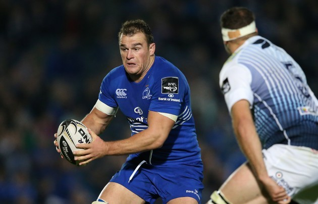 Leinster's Rhys Ruddock