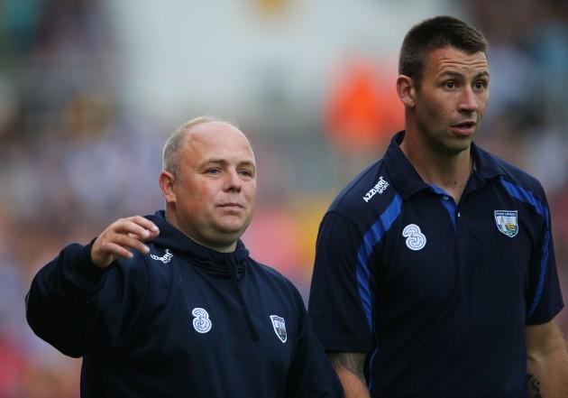 Derek McGrath and Dan Shanahan