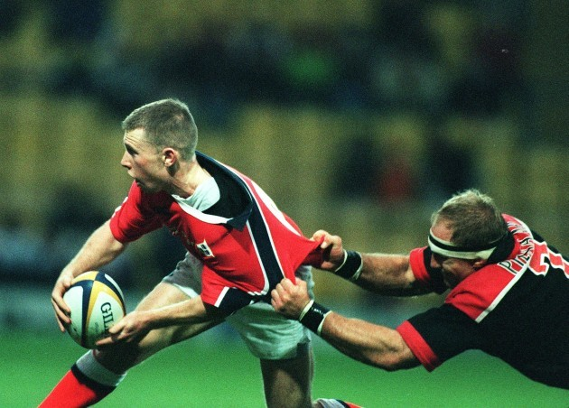 Peter Stringer and Franscois Pienaar 28/11/1999