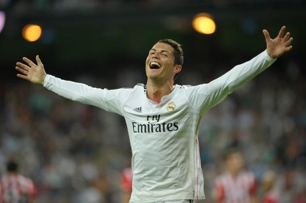 Soccer - Liga BBVA - Real Madrid v Athletico Bilbao - Santiago Bernabeu Stadium