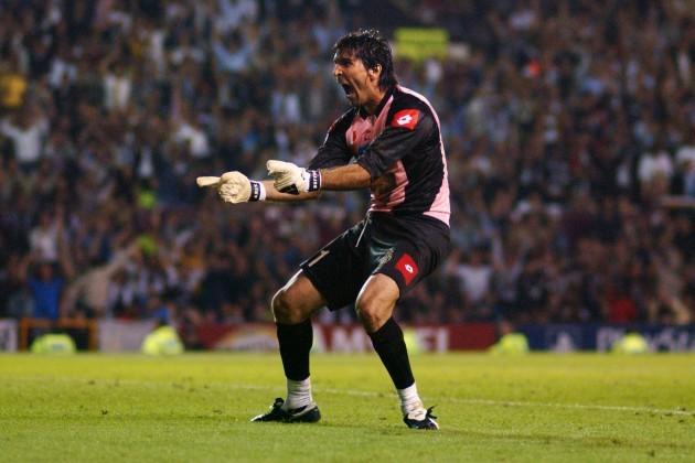 Soccer - UEFA Champions League - Final - Juventus v AC Milan