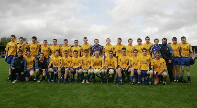 Roscommon squad 23/9/2006