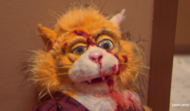Smarf from Too Many Cooks