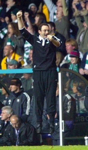 Celtic v Anderlecht