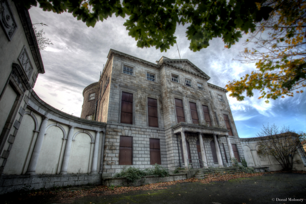 Left To Ruin A Rare Glimpse Inside Dublins Last Great Georgian Mansion