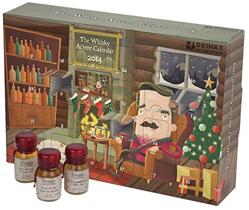 9 actual advent calendars for grown ups the daily edge. Black Bedroom Furniture Sets. Home Design Ideas