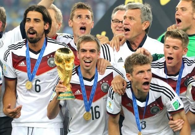 Soccer - FIFA World Cup 2014 - Final - Germany v Argentina - Estadio do Maracana