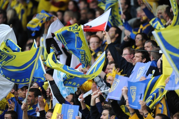 Rugby Union - Heineken Cup - Quarter Final - Saracens v Clermont Auvergne - Vicarage Road