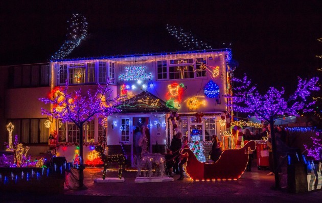 'House O Christmas' - London