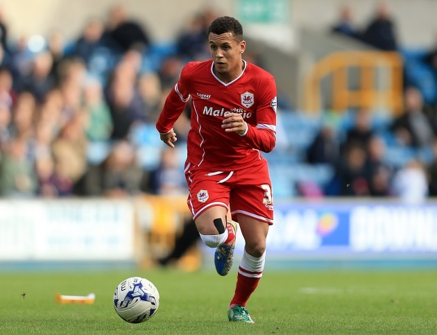 Soccer - Sky Bet Championship - Millwall v Cardiff City - The New Den