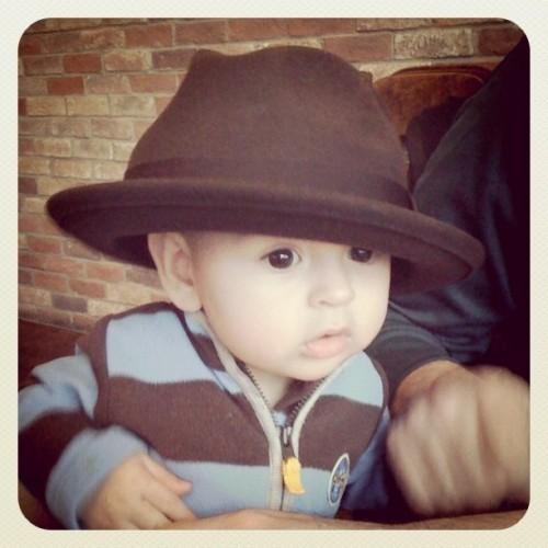 Hipster Max at Bayou Bakery