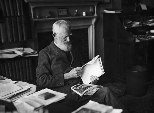 Great Britain London George Bernard Shaw