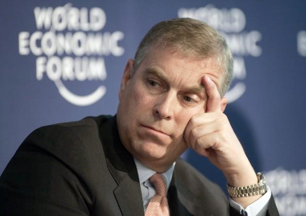 Switzerland World Economic Forum Davos