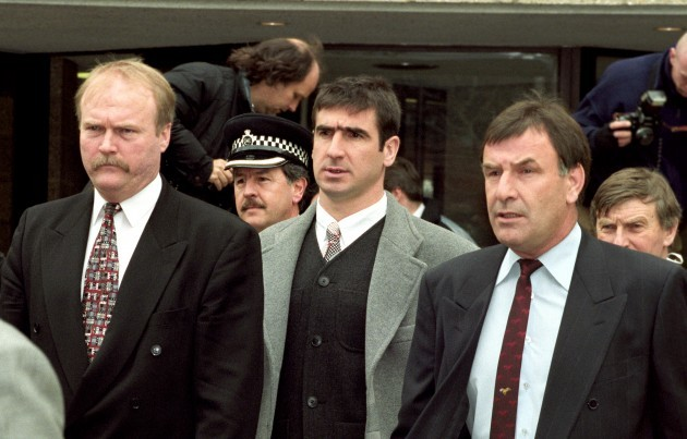 Cantona Appeal - Croydon Crown Court