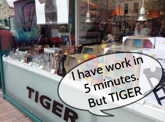 10 signs that you are devoted to shopping at tiger the daily edge source facebooktiger ireland solutioingenieria Choice Image
