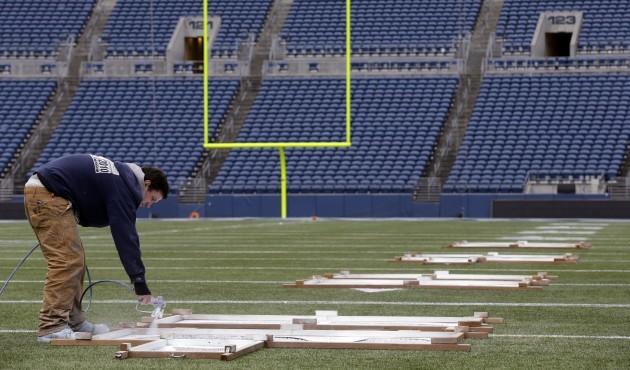 Seahawks Football Stadium