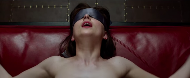 What sex is in fifty shades of grey