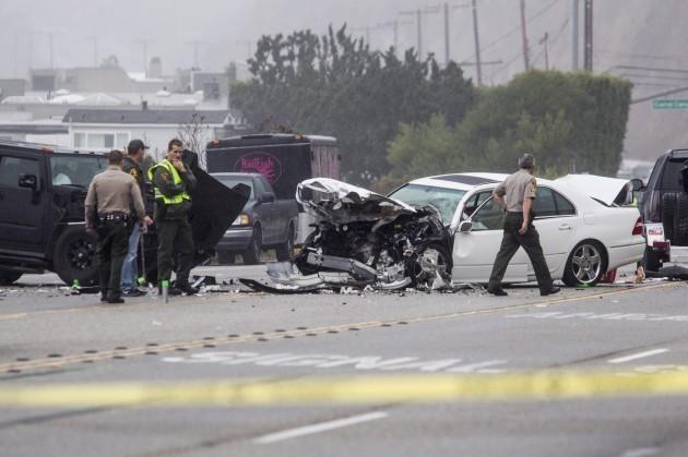 Fatal Crash Malibu