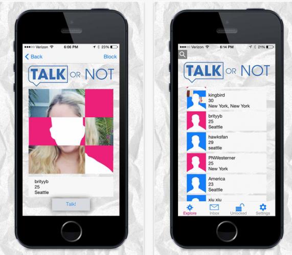 sex apps blind dating