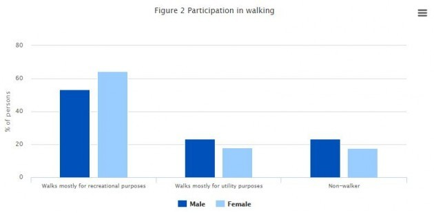 why do people go for walks · thejournal ie cso walking