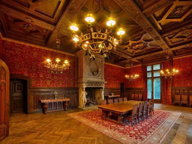 This French Castle A Favourite With Rihanna Is On Sale
