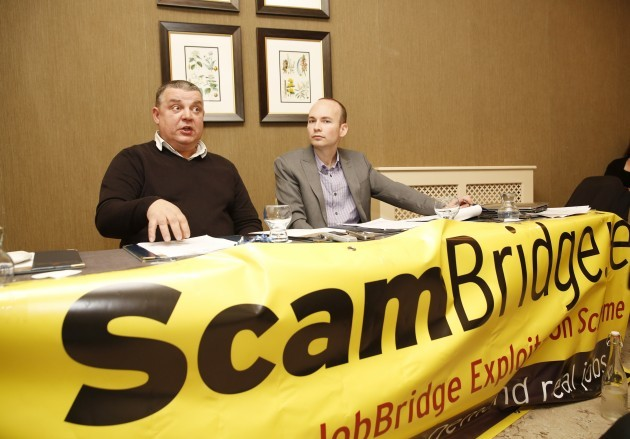 ScamBridge Press Conferences