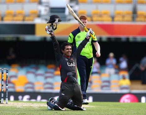 Shaiman Anwar celebrates his century