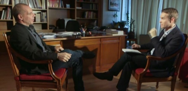 varoufakis Bloomberg