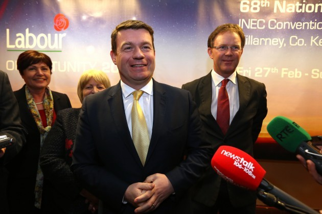 27/02/2015. Labour - 68th National Conference. Pic