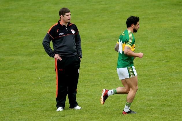 Eamonn Fitzmaurice and Paul Galvin