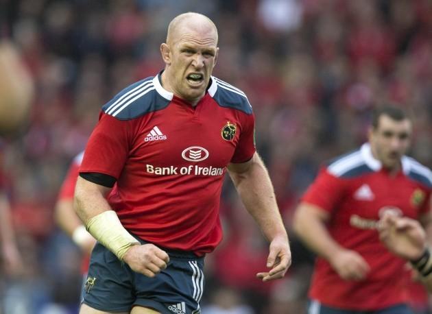 Rugby Union - Heineken Cup - Pool 6 - Edinburgh v Munster - Murrayfield