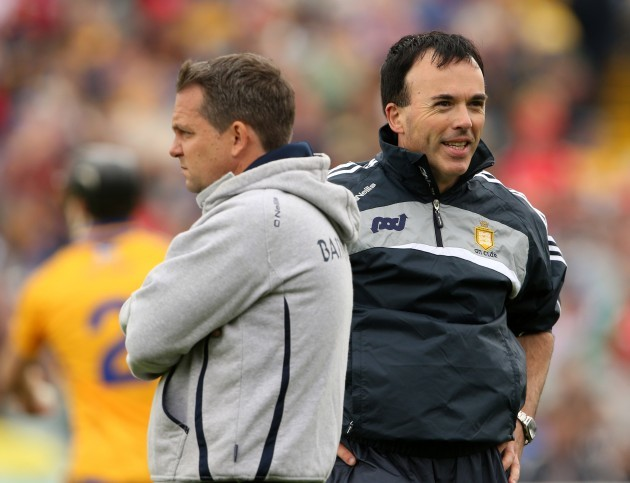 Davy Fitzgerald and Louis Mulqueen 23/6/2013