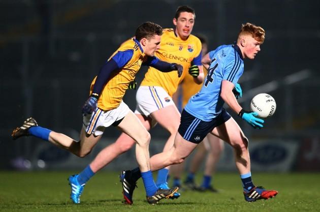 Conor Shields and Conor McHugh
